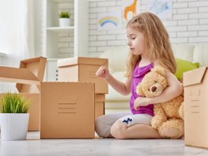Are There Limits on Where a Parent Can Move?