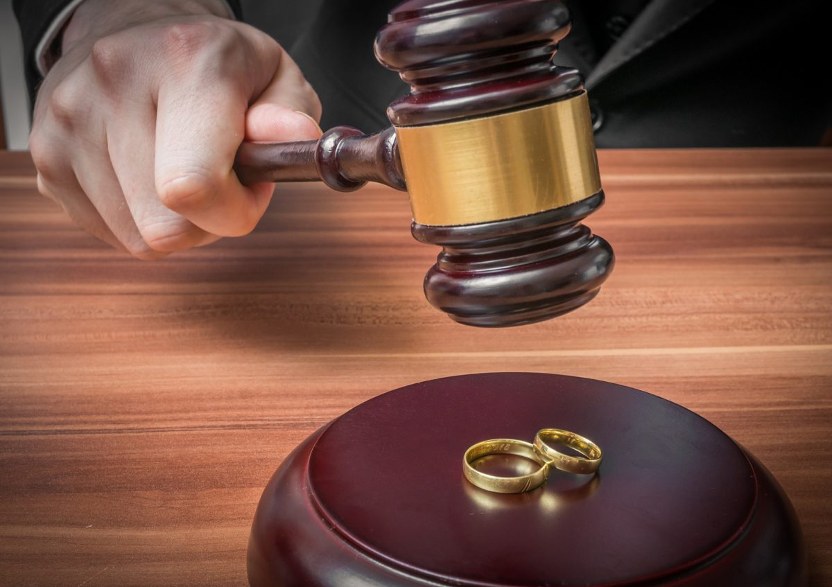 Divorce concept for Sterling Heights divorce attorneys.