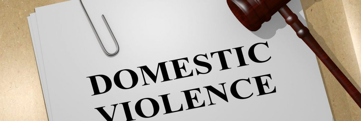 Domestic violence concept for family law lawyers Clinton Township