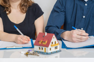 divorce and dividing property concept with a high asset divorce attorney in Detroit