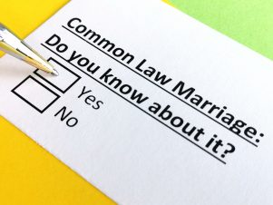 Does Michigan Recognize Common Law Marriages?